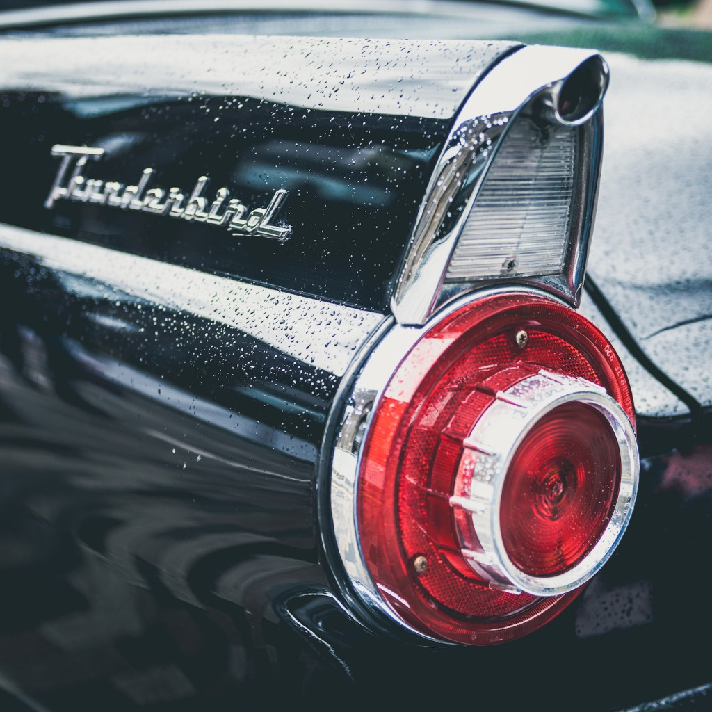Intermitente - Thunderbird indicator